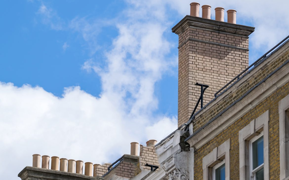 Chimney Repairs In Edinburgh - Edinburgh Masonry