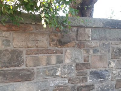 Edinburgh Lime Pointing
