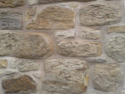 Edinburgh Lime Pointing Example