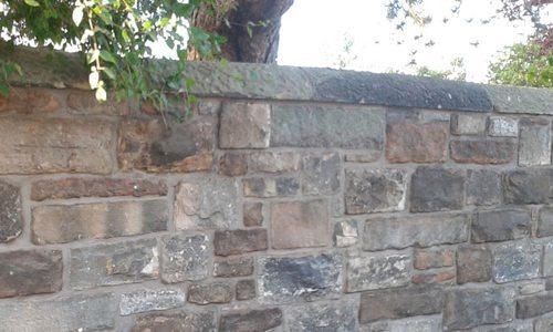 Lime Pointing - Edinburgh Masonry