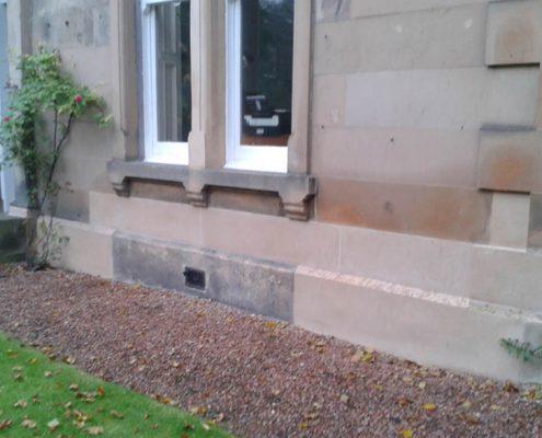 Edinburgh Masonry Stone Restoration 1