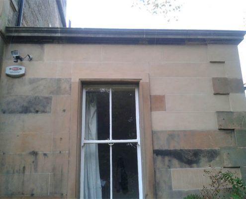 Edinburgh Masonry Stone Restoration 2
